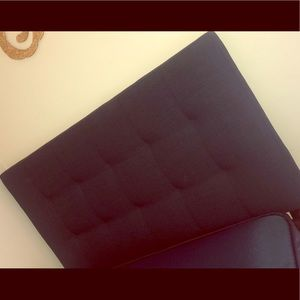 Other - Navy blue headboard twin size